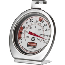RCP PELR80DCCT Rubbermaid Commercial Analog Thermometer