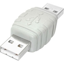 StarTech USB A to USB A Cable Adapter