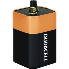DUR MN908 Duracell Coppertop Alkaline 6-Volt Lantern Battery DURMN908