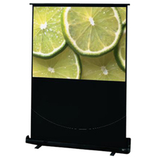 "Draper Traveller 72"" Portable Projection Screen"