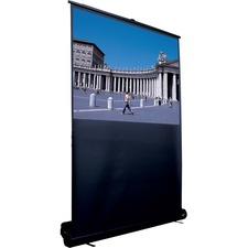 "Draper RoadWarrior 80"" Portable Projection Screen"