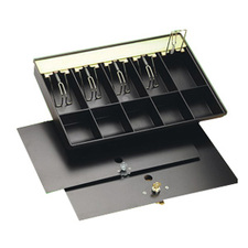 MMF Cash Drawer Tuffy Tray with Cover and Flat Key Lock