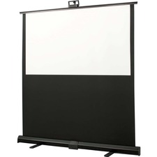 "Draper Piper 60"" Portable Projection Screen"