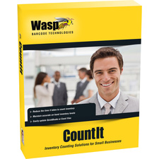 Informatics Wasp 633808341237 CountIt Inventory Counting Application