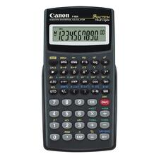 CNM F604 Canon 142 Fnctn Scientific/Statistical Calculator CNMF604