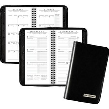 AAG 7002005 At-A-Glance Executive Weekly Pocket Planner AAG7002005