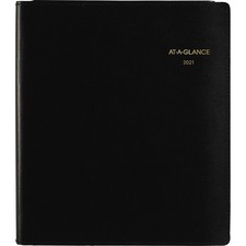 AAG 70120P05 AT-A-GLANCE Plus Monthly Planner AAG70120P05