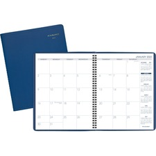 AAG 7012420 At-A-Glance Fashion Color Monthly Planners AAG7012420