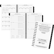 AAG 7091010 At-A-Glance Executive 13-month Weekly Refill AAG7091010