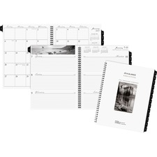 AAG 7091510 At-A-Glance Executive Wkly/Mthly Planner Refill AAG7091510