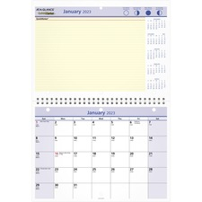 AAG PM5028 At-A-Glance QuickNotes Monthly Desk/Wall Calendar AAGPM5028