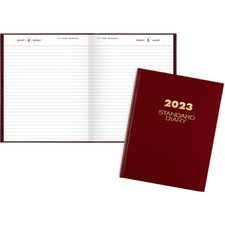 AAG SD37413 AT-A-GLANCE Standard Daily Business Diary AAGSD37413