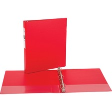 AVE 03310 Avery Matte Cover Round Ring Economy Binder AVE03310