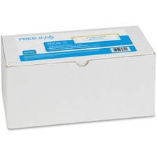 AVE 30720 Avery PRES-a-ply Dot Matrix Printer White Address Labels AVE30720