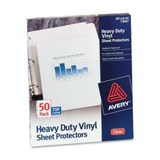 AVE 73907 Avery Top-Loading Heavywt Vinyl Sheet Protectors AVE73907
