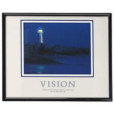 Advantus Decorative Vision Motivational Poster