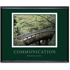 AVT 78026 Advantus Motivational Communication Poster AVT78026
