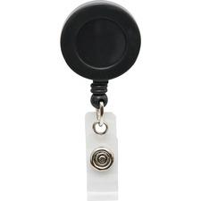 BAU 68824 Baumgartens Sicurix ID Badge Belt Clip Reels BAU68824