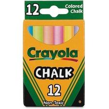 CYO 510816 Crayola Colored Chalk CYO510816