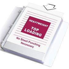 CLI 62028 C-Line Poly Top-loading Sheet Protectors CLI62028