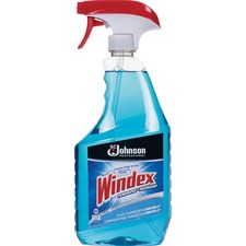 Windex Trigger Glass Cleaner - Spray - 0.25 gal (32 fl oz) - 1 Each