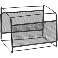 ROL 22191 Rolodex Mesh Desktop File Frame Holder ROL22191
