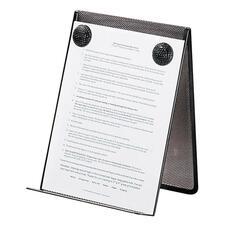 Rolodex Mesh Document Holder - Steel