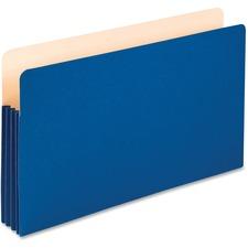 PFX 1526EBOX Pendaflex Colored Expanding File Pockets PFX1526EBOX
