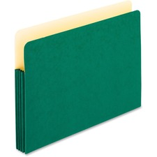 PFX 1526EGOX Pendaflex Colored Expanding File Pockets PFX1526EGOX