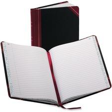 BOR 38150R Boorum 38 Series Account Books BOR38150R