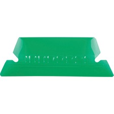 PFX 42GRE Pendaflex Hanging Folder Plastic Tabs  PFX42GRE