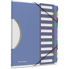 PFX 50995 Pendaflex Translucent Poly Project Sorter PFX50995