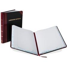 BOR L21300R Boorum Laboratory Record Notebooks BORL21300R