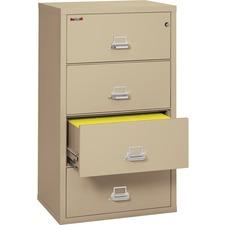 FireKing 43122CPA File Cabinet