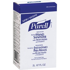 GOJ 225604EA GOJO PURELL NXT Max Capacity Hand Sanitizer Refill GOJ225604EA