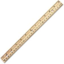 Rulers & Yardsticks
