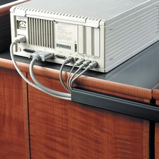 """MAS 00208 Master Caster 1"""" Cord Away Channels MAS00208"""