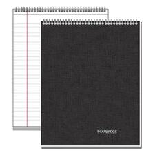 MEA 06092 Cambridge Limited Wirebound Business Notebook MEA06092