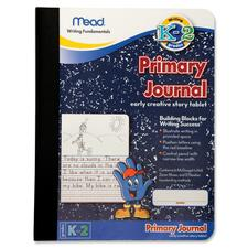 Mead 09956 Primary Journal, Grades K-2, 9-3/4