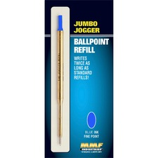 MMF 258401R08 MMF Industries Jumbo Jogger Ballpoint Pen Refill MMF258401R08