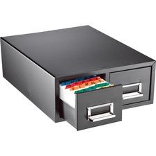 MMF 263F3516DBLA MMF Industries Steel Card Cabinet MMF263F3516DBLA