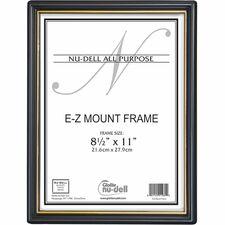 NUD 11800 NuDell EZ Mount Plastic Wall Frame NUD11800