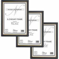 NUD 11888 NuDell Easy Slide-In Document Frame NUD11888