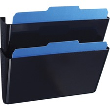 OIC 21405 Officemate Plastic Wall File OIC21405