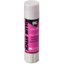 OIC 50004 Officemate Disappearing Color Glue Sticks OIC50004