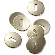 OIC 66992 Officemate Large Brass Washers OIC66992