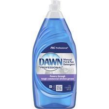 Dawn Manual Dishwashing Liquid - Liquid - 0.30 gal (38 fl oz) - 1 Each