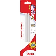 PEN ZER2BPK6 Pentel Clic Eraser Refills PENZER2BPK6