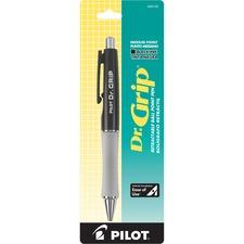 PIL 36100 Pilot Dr. Grip Retractable Ballpoint Pens PIL36100