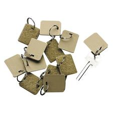 PMC 04985 PM Company Replacement Key Tags PMC04985